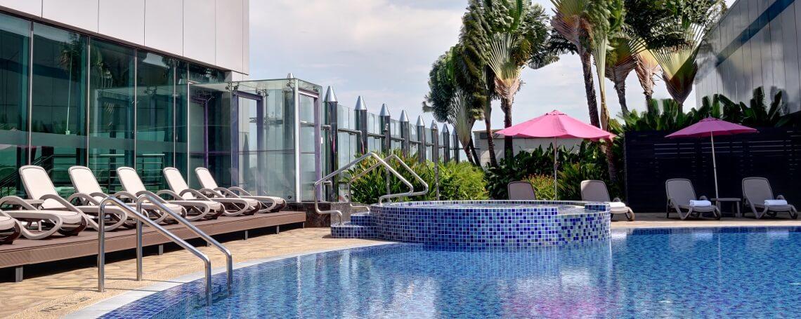 樟宜機場游泳池