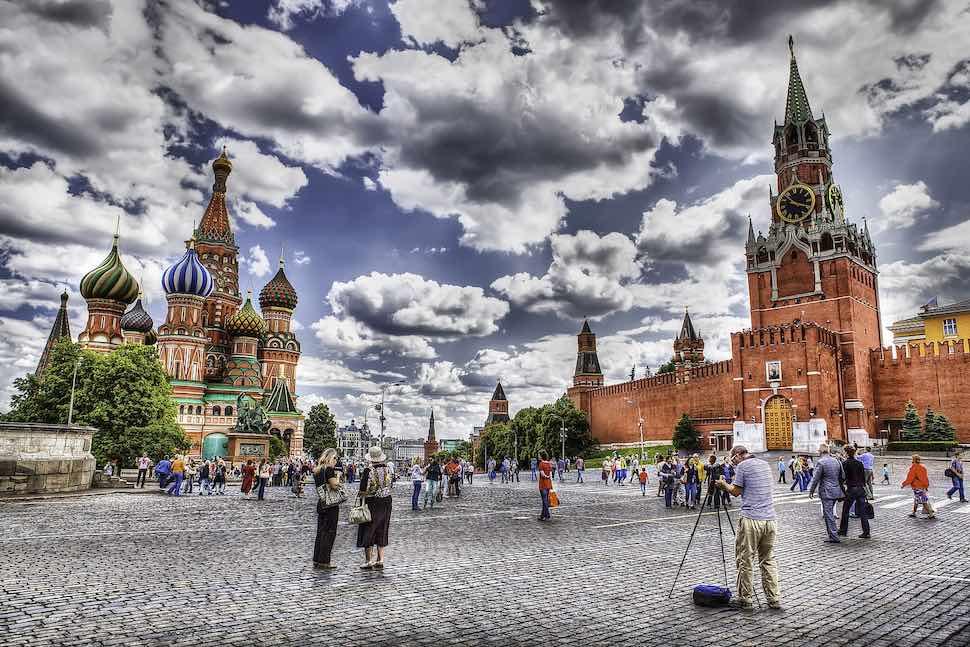 俄羅斯旅遊