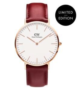 DW classic系列手錶