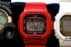 Casio G-SHOCK-GLX-5600系列