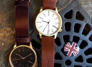 KOMONO勃根地系列手錶