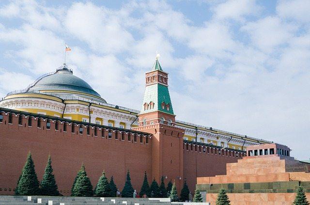 莫斯科景點克里姆林宮