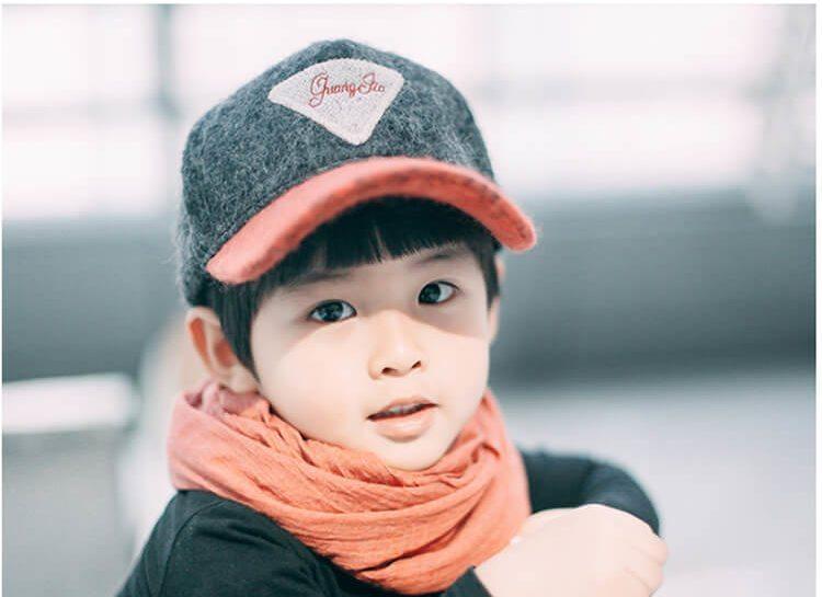 男童棒球帽