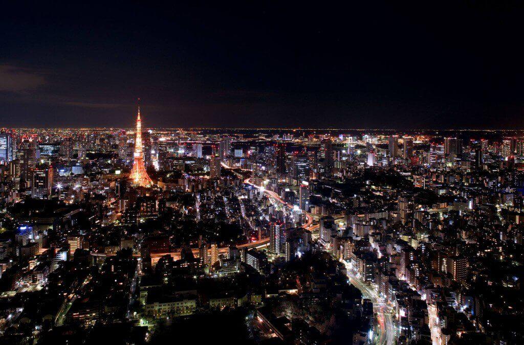 東京晚上去哪逛?日本東京晚上逛街、看夜景熱點、必吃美食總攻略