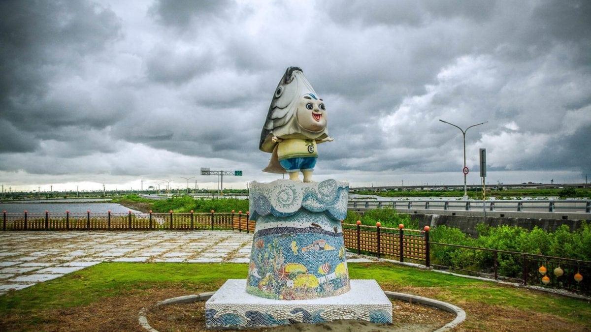 最醜的台灣各地吉祥物看過沒?到澎湖吉貝、高雄旗山朝聖一下
