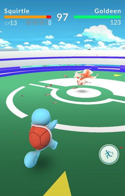 pokemonGO手遊