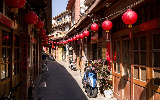 澎湖中央大街