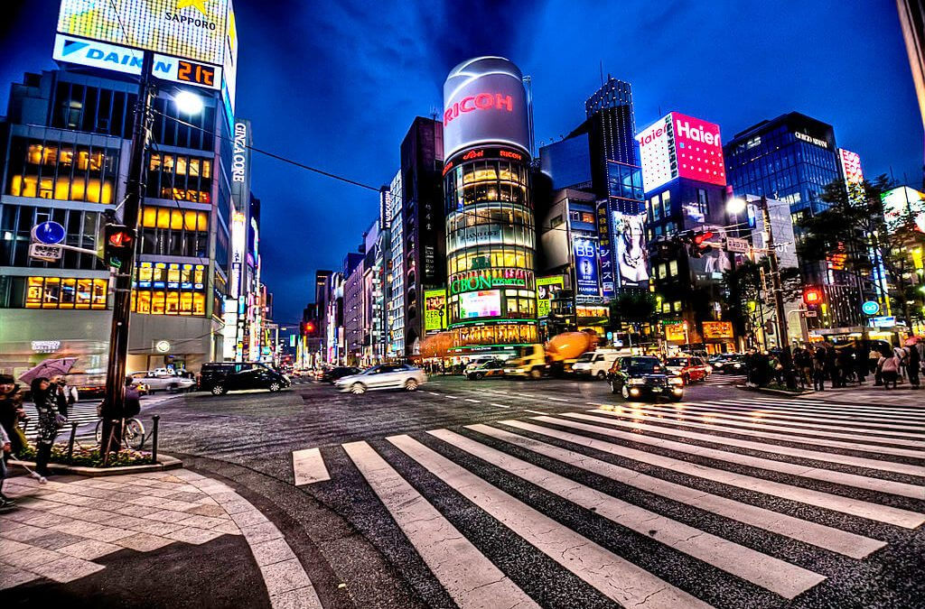 東京銀座5大旗艦店,讓你的日本自由行逛街到腿軟!