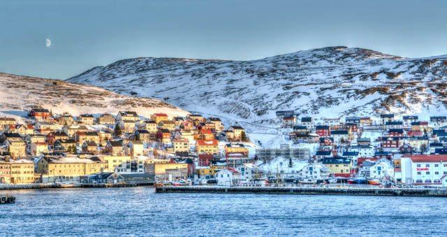 最方便的北極光聖地:挪威!