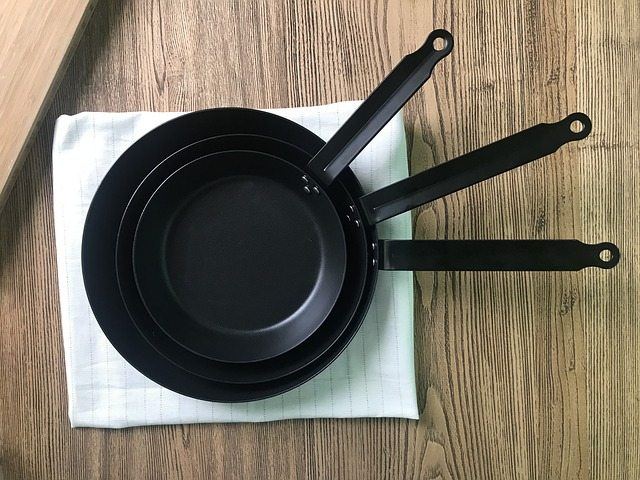 不沾鍋保養