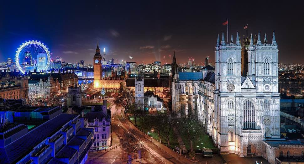 連假出國玩,到英國倫敦旅遊當個文藝歐洲人吧