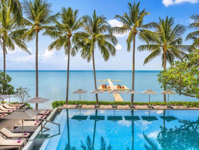 蘇梅島漢沙度假酒店 Hansar Samui Resort