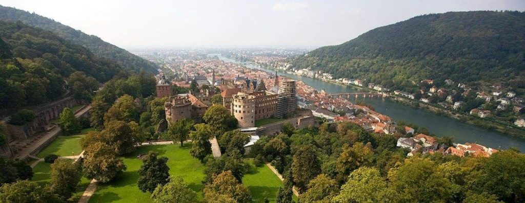 Heidelberg-Catsle