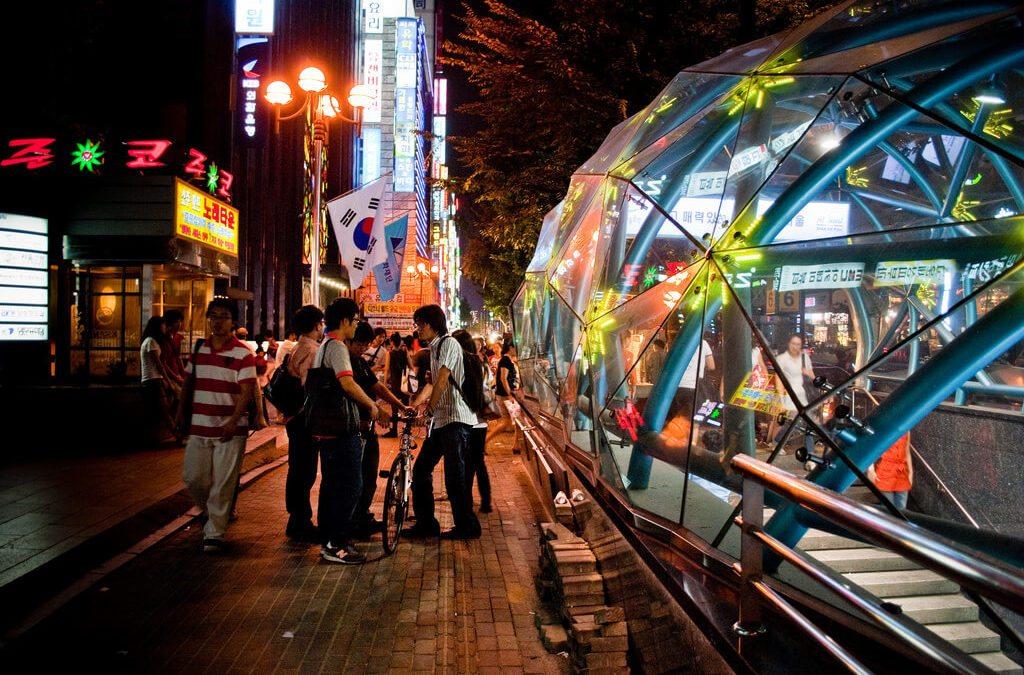 購物只逛東大門就弱掉啦!5大韓國首爾地下街必逛推薦