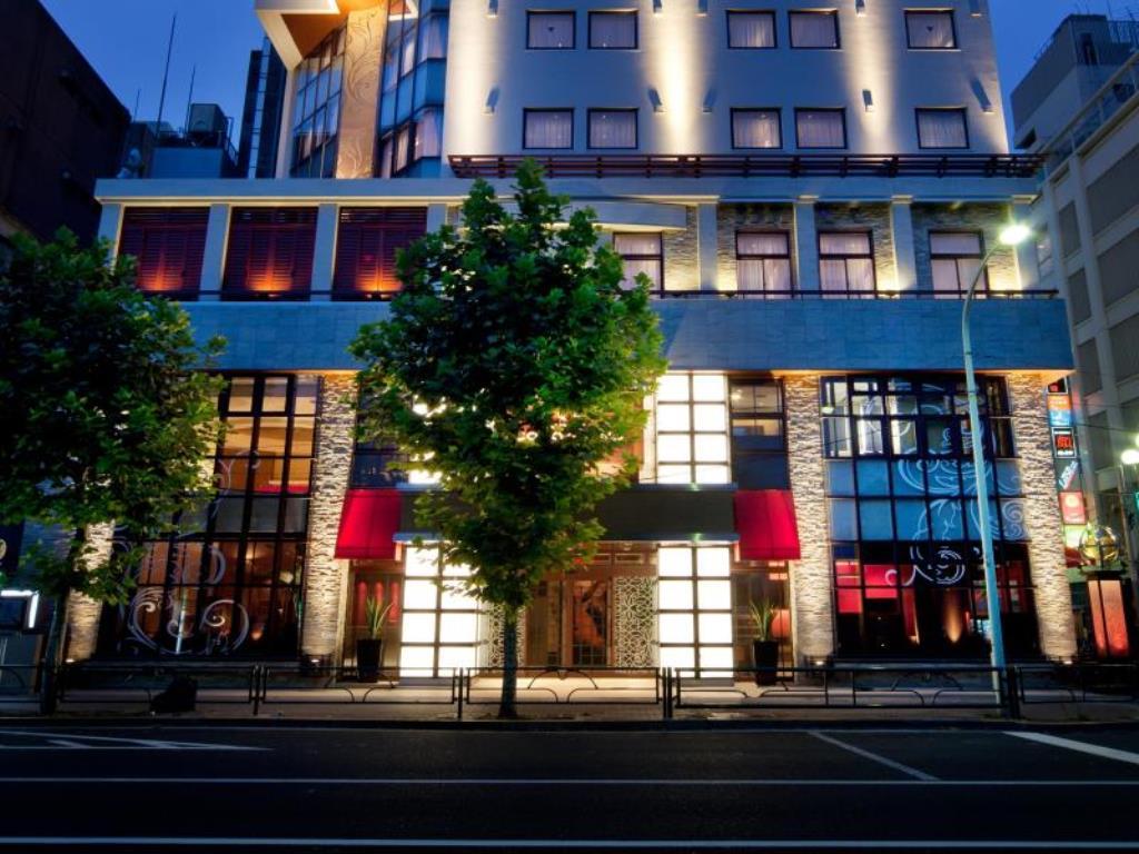 上野不忍可可大飯店