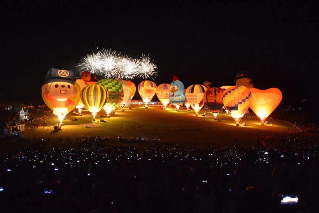 2018台東熱氣球