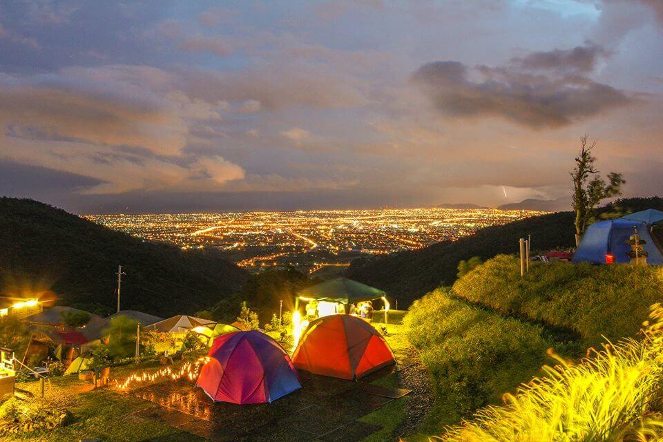 觀星、野炊好好玩!熱門台灣露營地點推薦