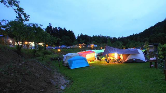 南山傳奇露營區