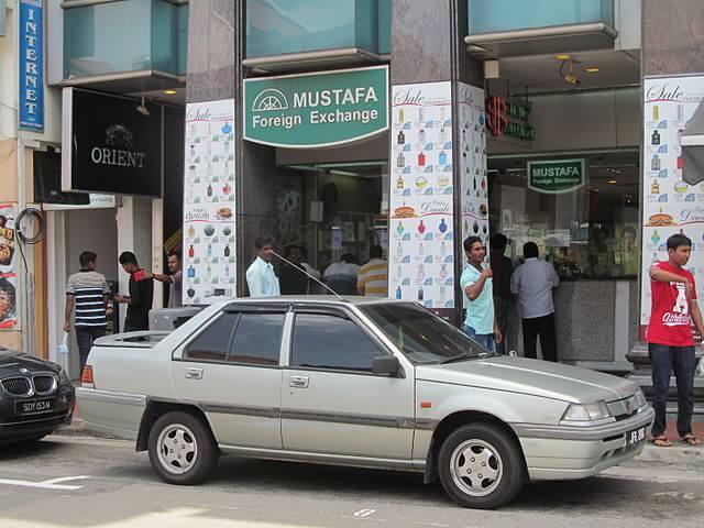 慕斯達發中心 Mustafa Centre (小印度)