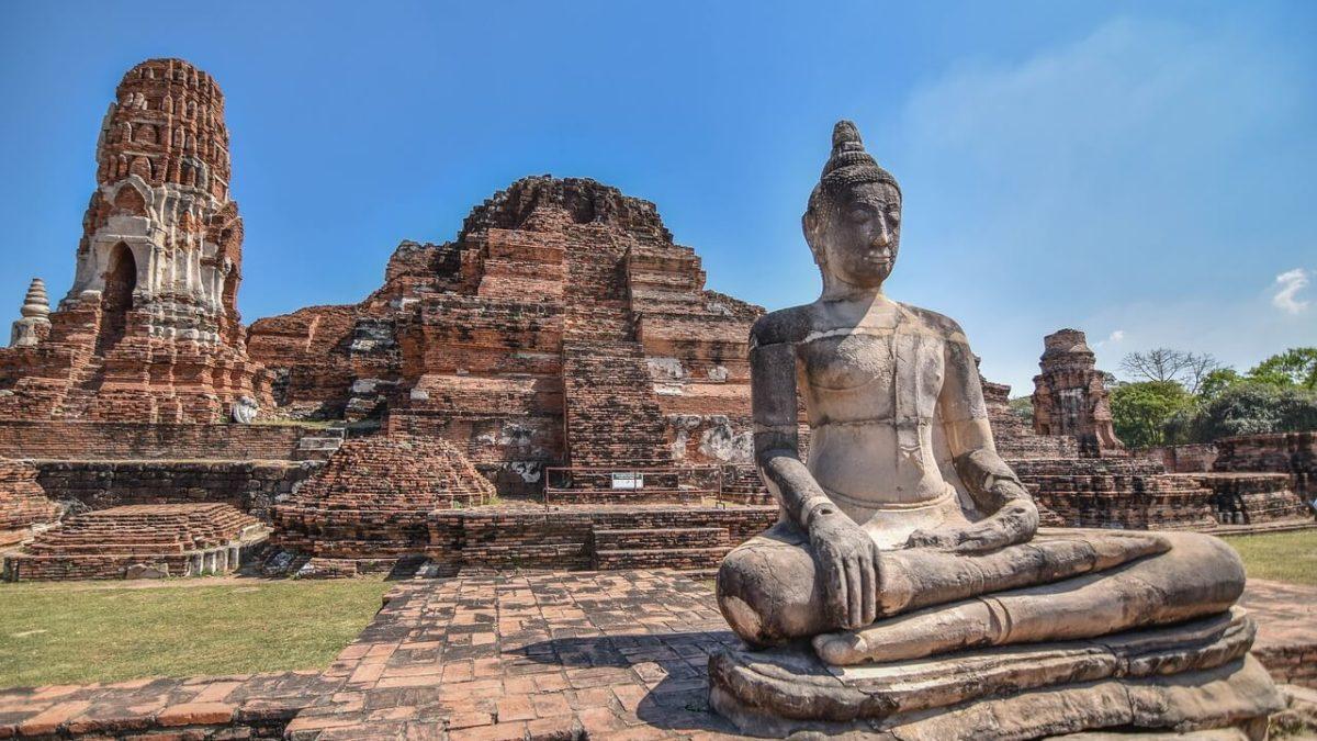 泰國大城自由行:歷史古蹟 & 泰服體驗 & 必去景點玩透透
