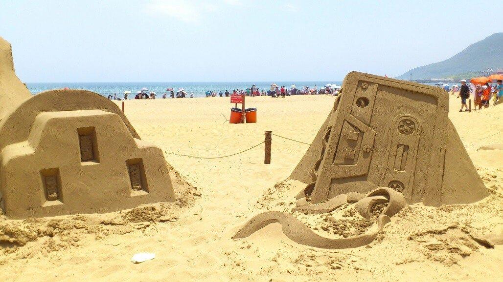 夏天就是要玩沙!2020 福隆沙雕季交通、門票、必玩活動與景點推薦