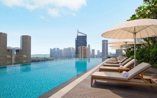 新加坡安達仕酒店Andaz Singapore