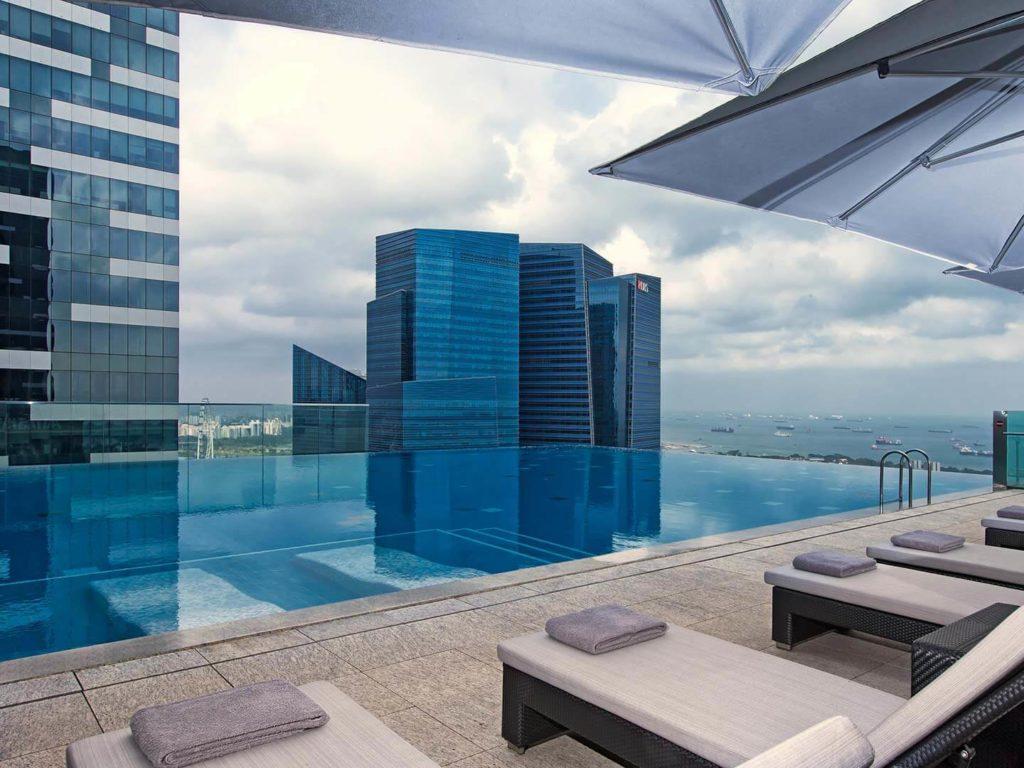 新加坡威斯汀酒店The Westin Singapore