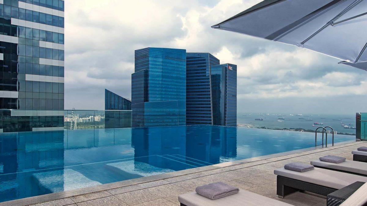 暢遊無邊際美景!新加坡空中泳池酒店推薦懶人包