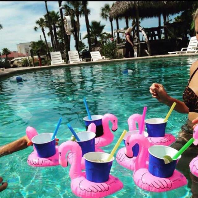 夏天玩水必備杯套