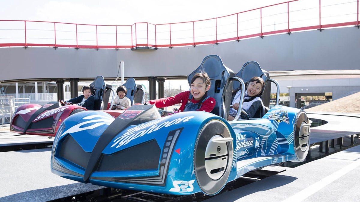 賽車迷注意!日本鈴鹿樂園F1 遊樂設施 & 住宿飯店最新情報