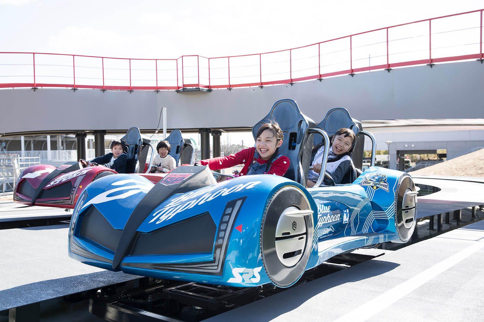 日本鈴鹿賽車場迷你賽車體驗,提供模擬急速競飆的樂趣