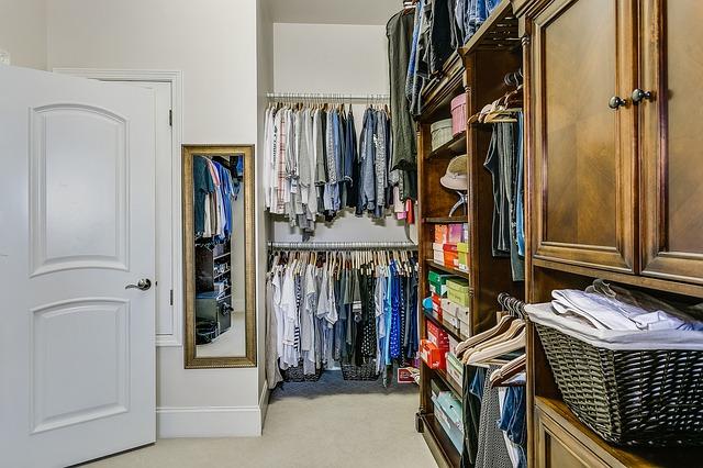 衣物整理方法
