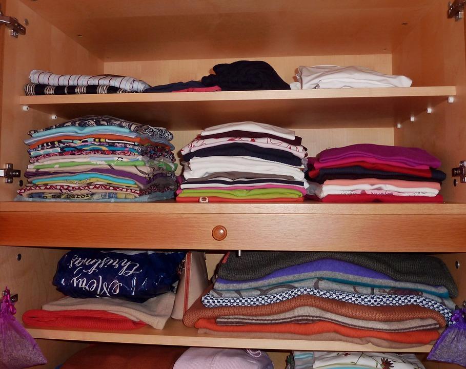 衣物收納術