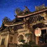 萬華龍山寺一日遊