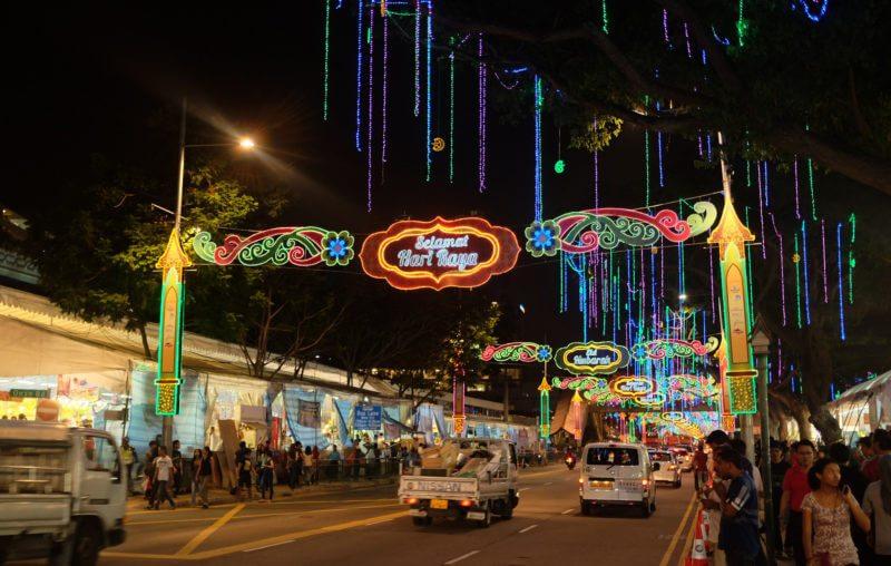 芽籠士乃市場 Geylang Serai Ramadan Bazaar