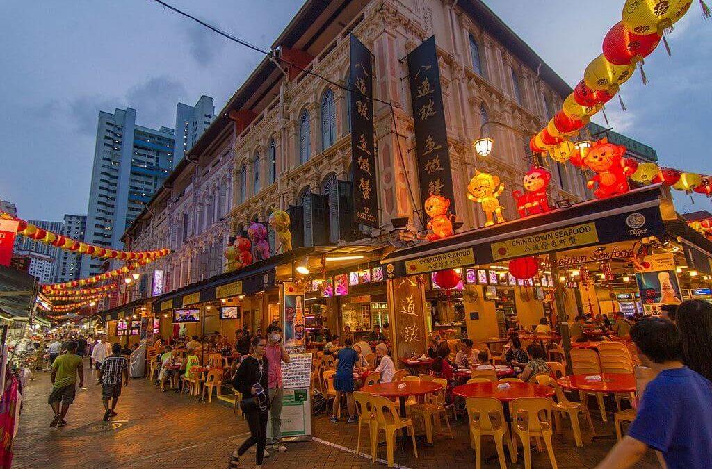 道地美食、小吃這裡找!新加坡夜市2019最新情報