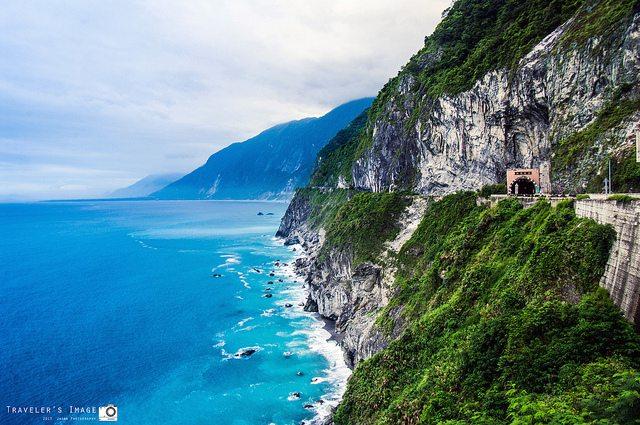 Cingshui Cliffs