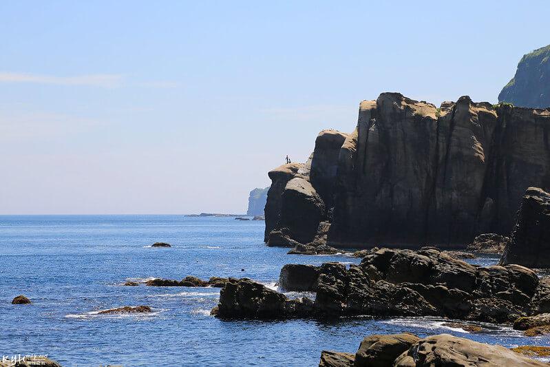 深澳象鼻岩 浮潛