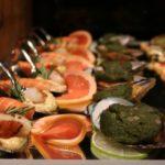 hotel buffet