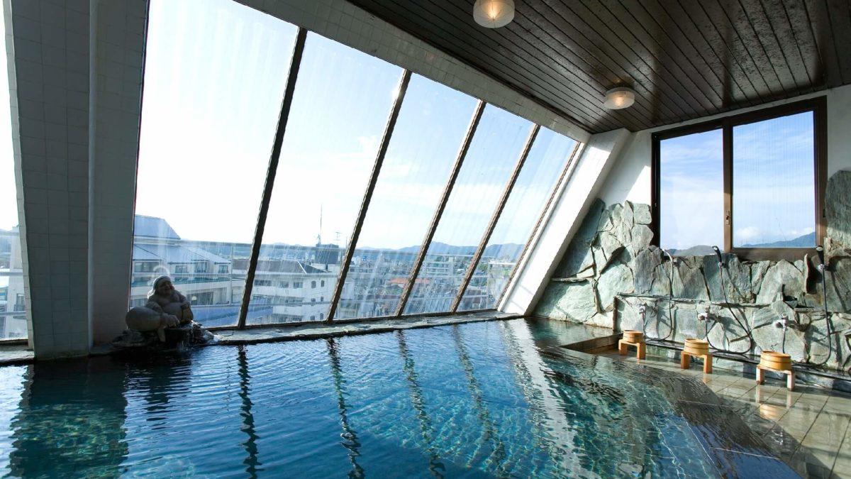 帶媽媽去日本玩,這10間日本旅館最適合母女一起住!