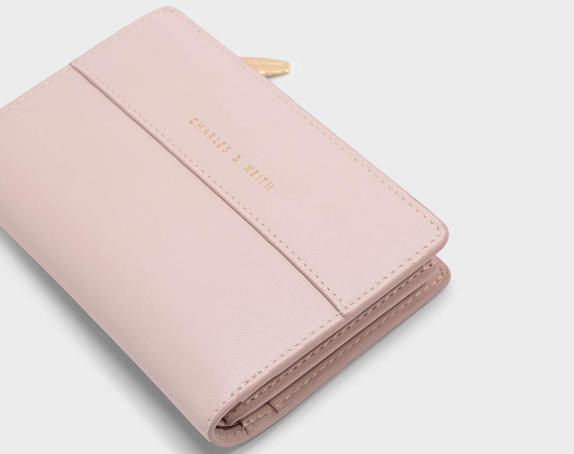 小ck粉色中夾