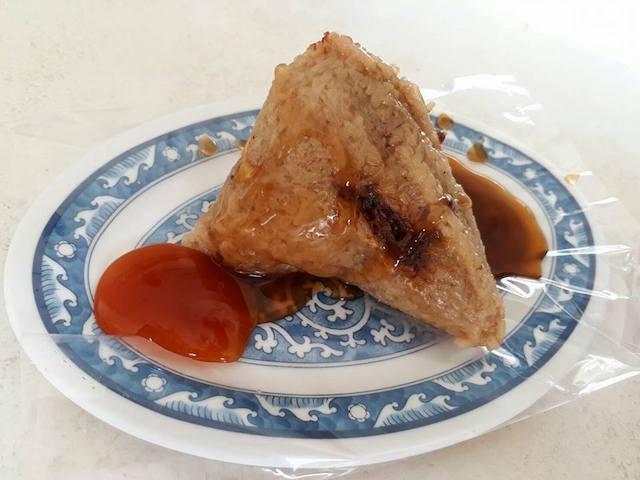 大廟口肉粽