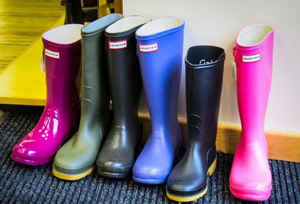 梅雨季一雙全搞定!女孩專屬Hunter 雨靴穿搭術