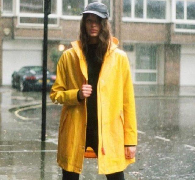 hunter 雨衣