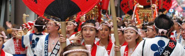 日本天神祭