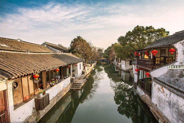 蘇州周莊古鎮