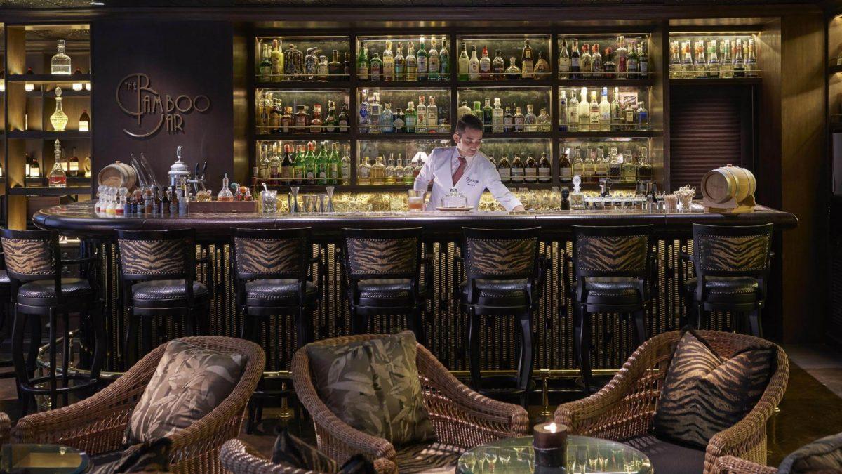 享受天台上的對飲浪漫!泰國曼谷飯店酒吧TOP8