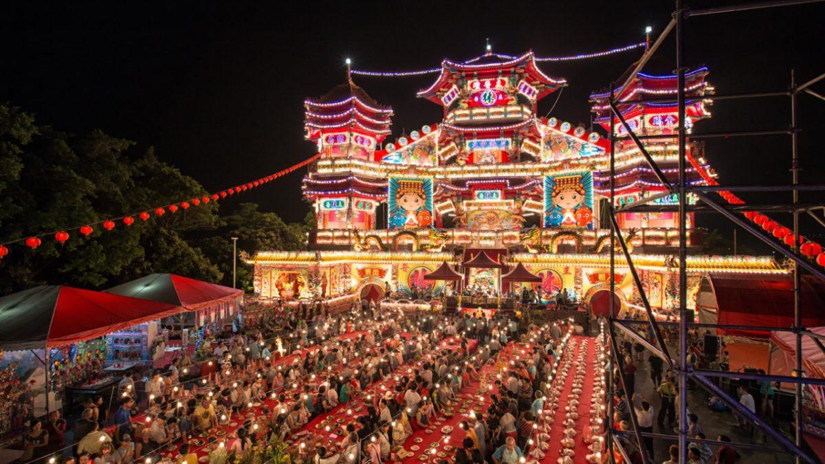 基隆中元祭2019精彩活動,放水燈、跳鍾馗…特色祭典這樣逛最道地