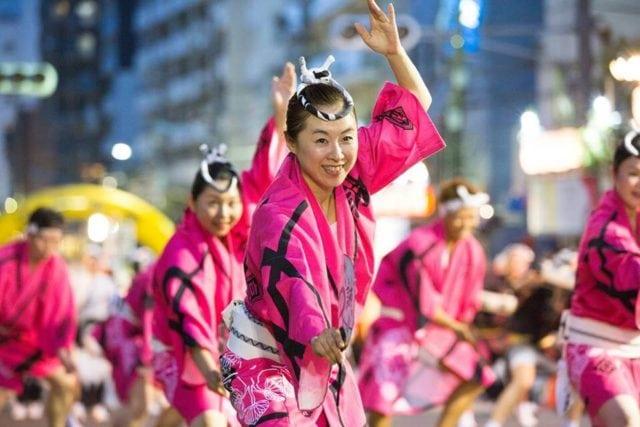 TokyoKoenjiAwaodori