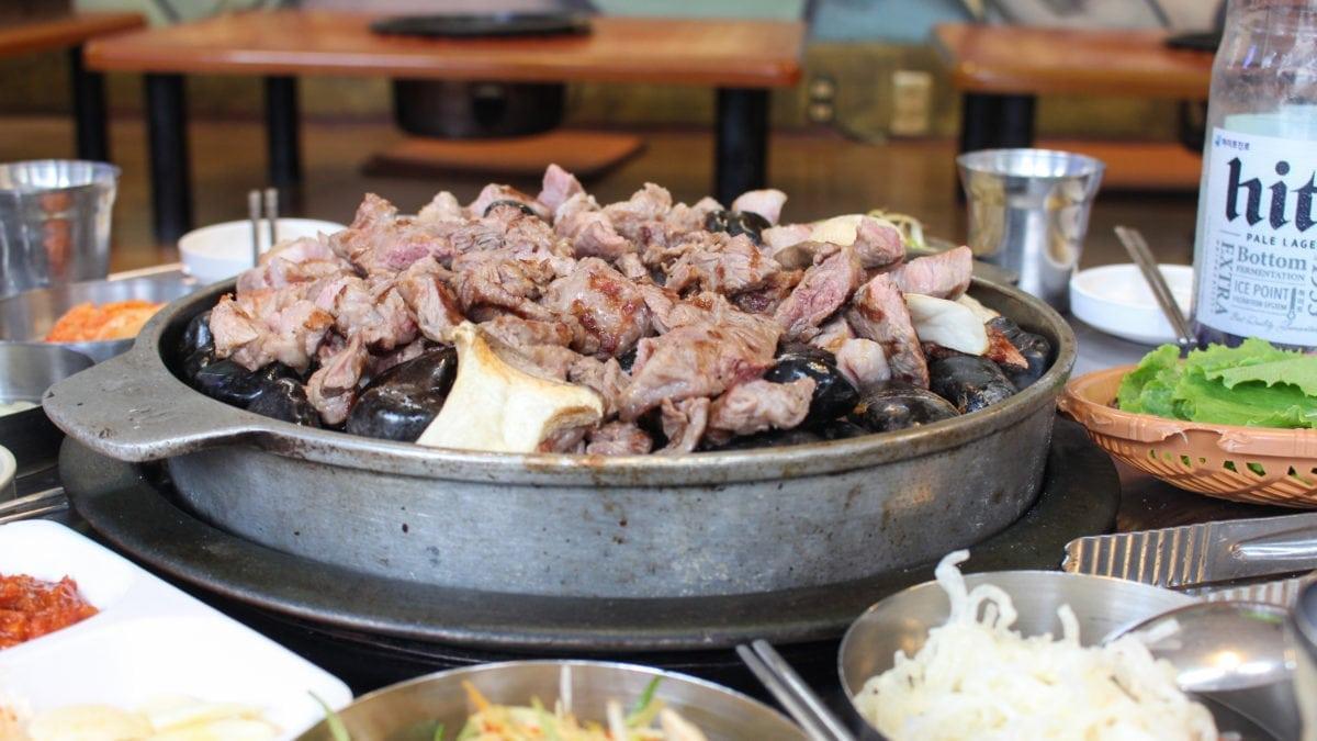 才不是只能逛街呢!韓國首爾弘大美食地圖這樣吃